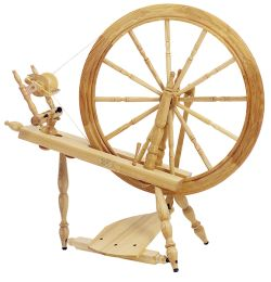 Beautiful Schacht Spinning Wheel