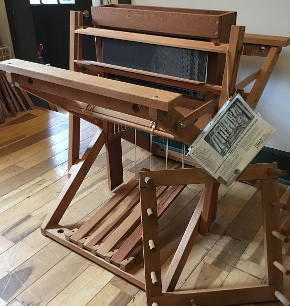 Floor Looms For Sale: Used Equipment For Sale